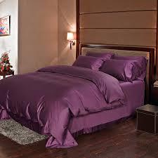 dark purple duvet cover dark purple cotton bedding sets sheets luxury queen duvet cover king size dark purple