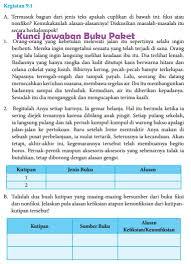 Buku paket matematika kelas 7 semester 1 halaman 48. Kunci Jawaban Buku Paket Bahasa Indonesia Kelas 7 Kurikulum 2013 Ilmusosial Id