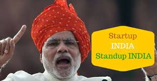 Image result for Start-up India - Stand up India campaign was announced by - PM Narendra Modi
