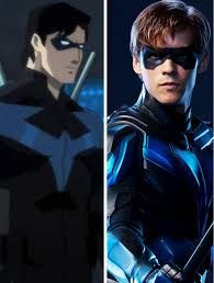 Two versions of Dick Grayson that is not well receive by alot of Nightwing  fans now who's version is treated with respect more in their own universe  and which one do yoU