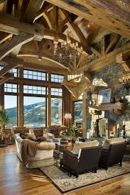 Best Images About Mountain Retreats On Pinterest - Mountain home interiors