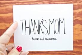 Thank You Mom Quotes Best 48 Best Thank You Quotes And Sayings
