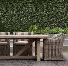 rh outdoor furniture. Restoration Hardware Outdoor Dining Set. Rh Furniture