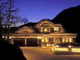 Outside Christmas Lights Christmas Lighting Ideas Outdoor