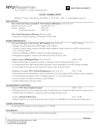 Resume Order Of Work Experience DO Use a reverse chronological order resume format to highlight 1