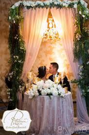 Bride Groom Table Decoration Custom Event Productions Custom Event Productions