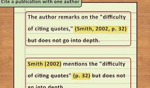 Citing A Quote Mla Custom How To Cite A Quote In Mla Quotes