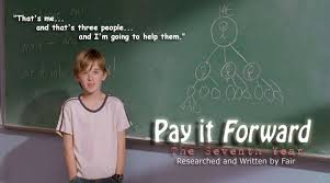 Pay It Forward Quotes New Quotes About Pay It Forward 48 Quotes