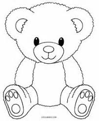Small Picture Free Printable Teddy Bear Coloring Pages Print This Today Pictures