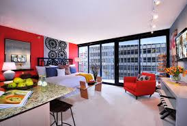 Interior Design For Studio Apartment Custom Decorating Design