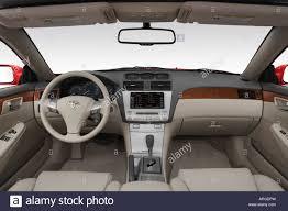 Toyota Solara Dashboard Lights 2007 Toyota Camry Solara Sle In Red Dashboard Center