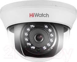 <b>HiWatch DS</b>-<b>T101</b> (2.8mm) <b>Аналоговая камера</b> купить в Минске