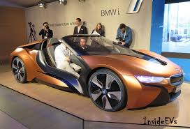 2018 bmw concept car. Interesting 2018 BMW I8 I Vision Future Interaction And 2018 Bmw Concept Car T