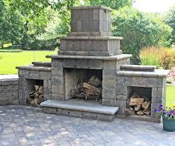 fireplace kits outdoor outdoor fireplace kits brick diy outdoor stone fireplace kits