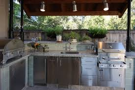 Pizza Oven Outdoor Kitchen Outdoor Kitchen Pizza Oven Design Mid Sized Outdoor Kitchen Very