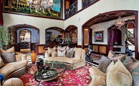 The Living Room San Diego Stunning 48 Million Estate In San Diego California Homes Of The Rich