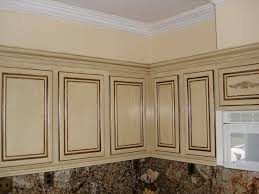 Old Looking Kitchen Cabinets Painting Stained Kitchen Cabinets