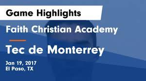 Varsity Faith Christian Academy El Paso Texas