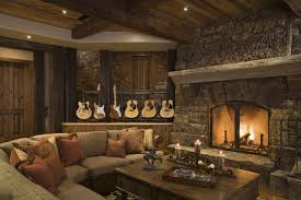 rustic decor ideas living room. Rustic Living Room Decoration Ideas Home And Improvements Decor I