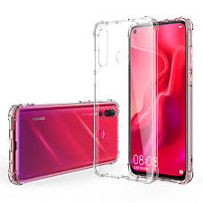 Transparent Soft TPU Four-corner <b>Airbag Anti-drop</b> Phone Case For ...