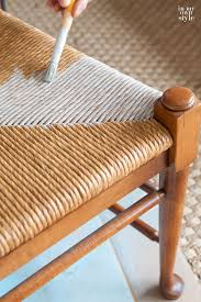 rush chair seat cushions. how to stain rush seat chairs with driftwood chair cushions u