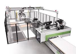 biesse america. material handling solutions for nesting cells. by biesse america
