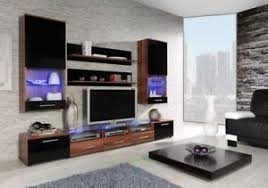 Image Corner Ebay Details About Chicago Contemporary Entertainment Center Modern Tv Wall Unit Tv Stand