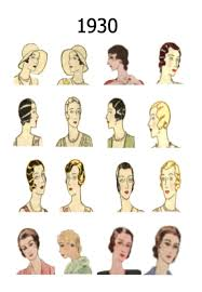 c20th hair styles hats images fashion history