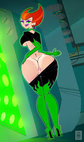 Rule Ass Big Ass Big Breasts Breasts Danny Phantom Dat Ass Female Ghost Issue