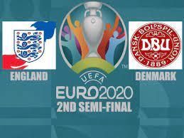 UEFA EURO 2020, England vs Denmark Live ...