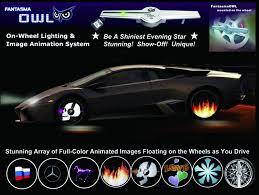 incredible and stunning led lighting for your car on wheel lighting wl 1502r