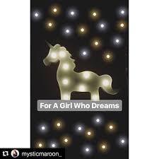 Unicorn Lamp Bigsmallin