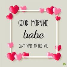Gud Morning Bbe