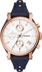 <b>Женские</b> наручные <b>часы Fossil ES3838</b> кварцевые