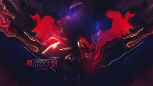 blood seeker dota 2 wallpaper by al slync on deviantart