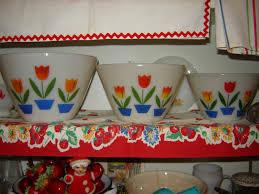Red Retro Kitchen Accessories Bridgewater Lake House Vintage Kitchen Accessories