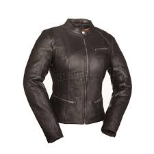 first manufacturing co women s black first fashionista leather jacket fil 108 ccbz