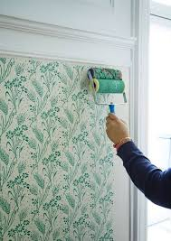 Paint Patterns Simple You Won't Believe It's Not Wallpaper DIY Ideas Pinterest