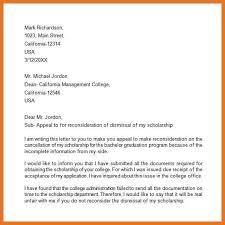 Unfair Dismissal Letter Sample