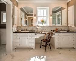 bathroom cabinets with makeup vanity. bathroom built in makeup vanity furniture cabinets with l