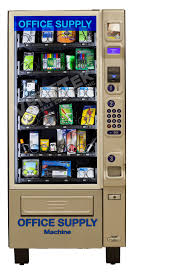 Vending Machines That Sell School Supplies Impressive Office Supply Machine