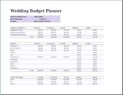 wedding budget excel template best budget excel template wedding budget planner template budget