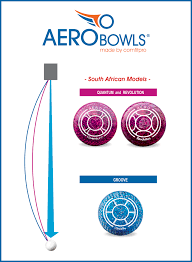 Aero Bowls Trajectory Chart Aero Trajectories Aweh Sport Your Trusted Lawn Bowls