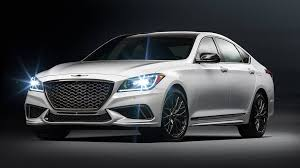 2018 hyundai luxury. simple luxury 2018 genesis g80 sport debuts at la auto show on hyundai luxury s