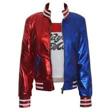 50 of on squad harley quinn leather jackets