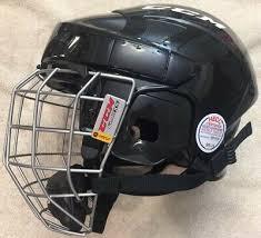 Helmets Ice Hockey Helmet Combo