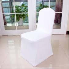 chair covers for sale. premium white spandex chair covers - flat front for sale i