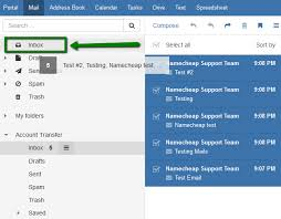 How To Transfer Emails To Namecheap Private Email Account Email