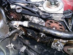 nissan v6 3000 engine diagram nissan maxima timing belt change tutorial nissan maxima upper timing belt cover