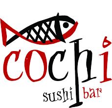 Bar Logo Design Samples Cochi Sushi Bar Logo Logo Logoexample Small Business